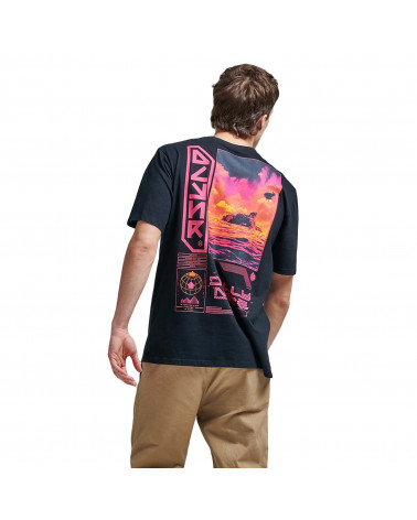 Dolly Noire T-Shirt The Island Black