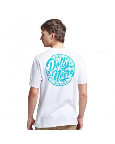 Dolly Noire T-Shirt Sticker Sticker White