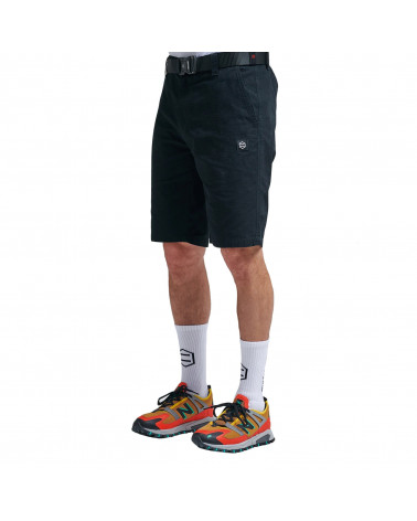Dolly Noire Short Ripstop Black