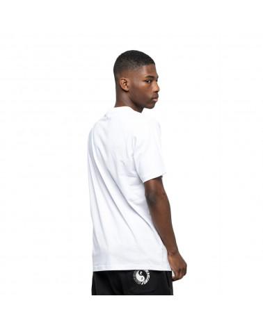Santa Cruz Bigfoot Moon Dot T-Shirt White