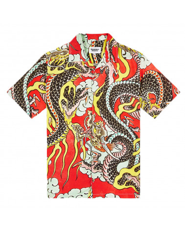 Doomsday Camicie Dungeon Shirt Red