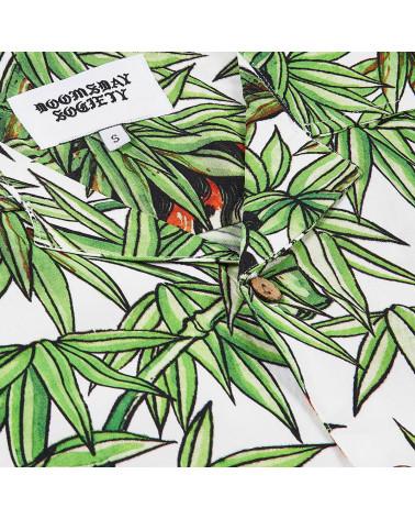 Doomsday Bamboo Shirt White