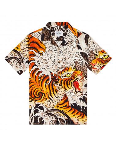 Doomsday Biotiger Shirt White