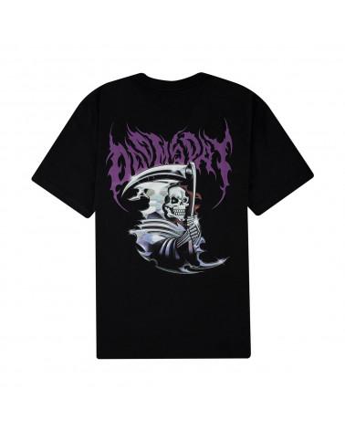 Doomsday Chromo Reaper T-Shirt Black