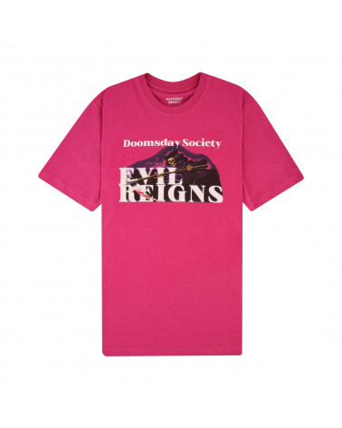 Doomsday Bloodshred T-Shirt Magenta