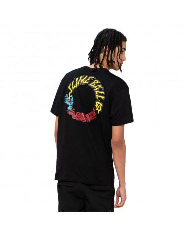 Santa Cruz Vomit 97 T-Shirt Black