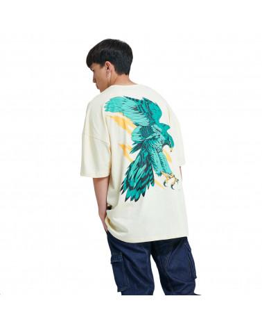 Dolly Noire T-Shirt Falco Pellegrino Beige