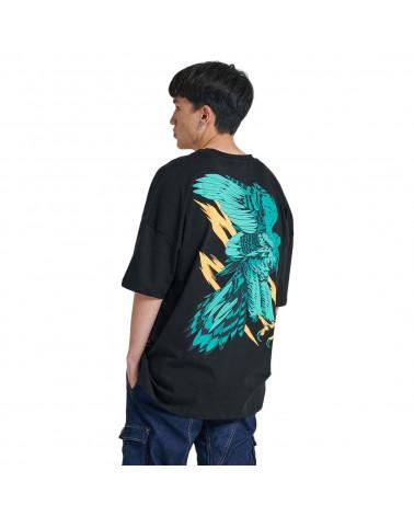Dolly Noire T-Shirt Falco Pellegrino Black