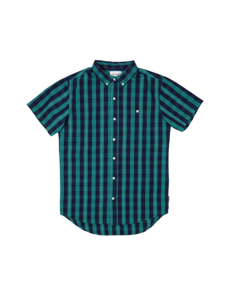 Diamond Supply Co. - Bundy Shirt Green