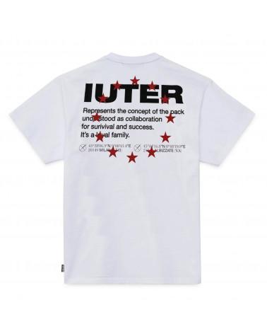 Iuter T-Shirt Info Tee White