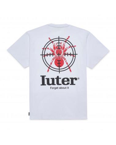 Iuter T-Shirt Target Tee White