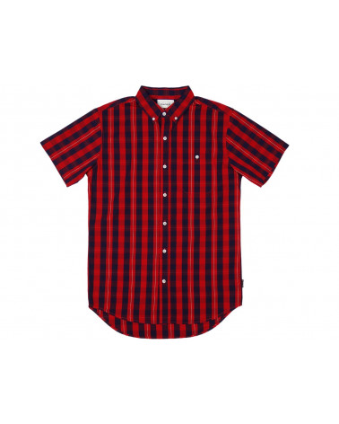 Diamond Supply Co. - Bundy Shirt Red