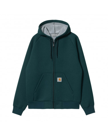Carhartt Wip Giacca Car-Lux Hooded Jacket Frasier/Grey