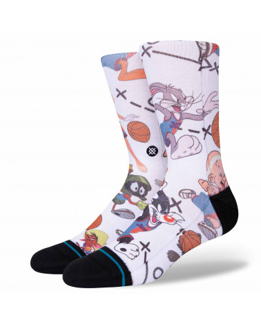 Stance Calze Tune Conversational White