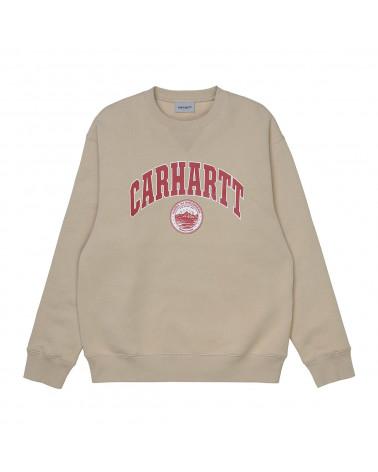 Carhartt Wip Felpa Berkeley Sweatshirt Wall