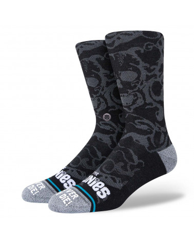 Stance Calze Goonies Crew Sock Black