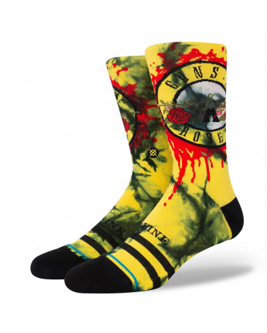 Stance So Fine Crew Sock Yellow