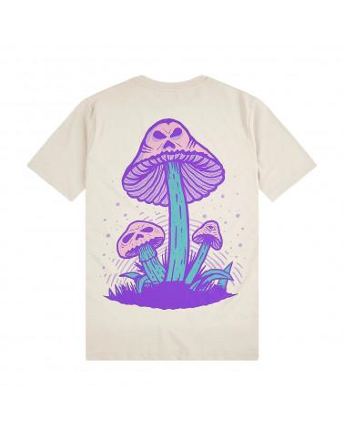 Doomsday Doomadelica T-Shirt Cream
