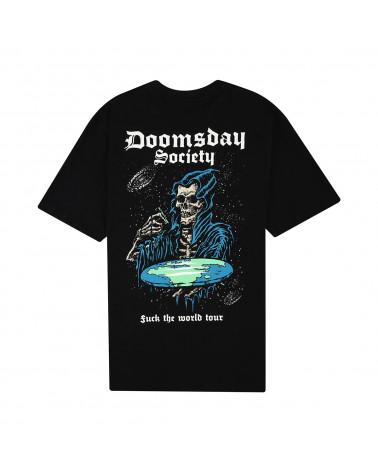 Doomsday FTW Pocket T-Shirt Black