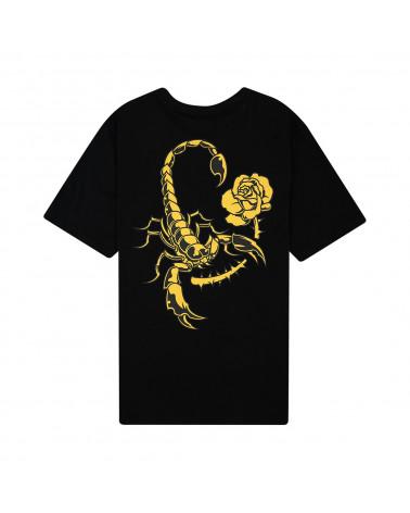 Doomsday Cut You Down T-Shirt Black