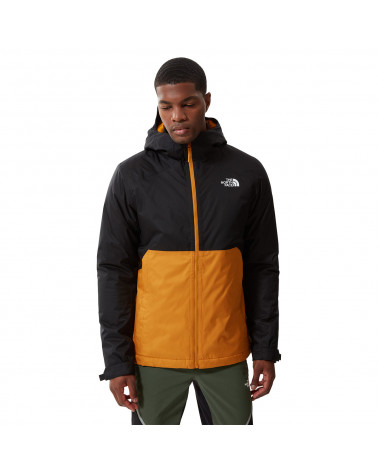 The North Face Millerton Insulated Jacket Citrine Yellow/Black