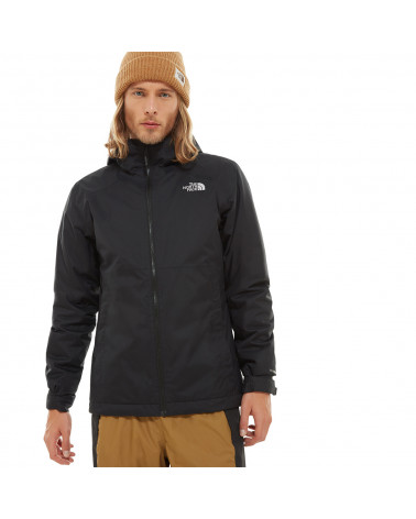 The North Face Millerton Insulated Jacket Citrine Black