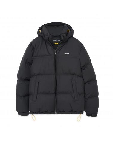 Iuter Puff Jacket Black