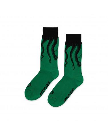 Octopus Calze Socks Original Green/Black