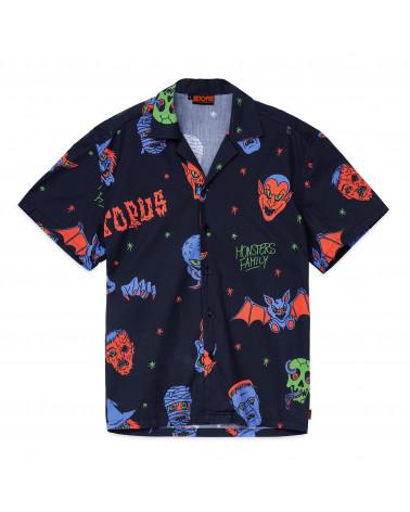 Octopus Camicia Halloween Monsters Shirt