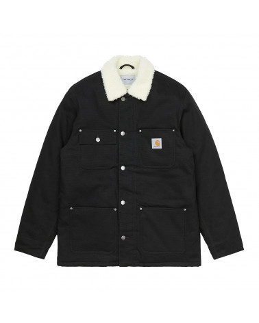 Carhartt Wip Fairmount Coat Black