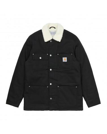 Carhartt Wip Giacca Fairmount Coat Black