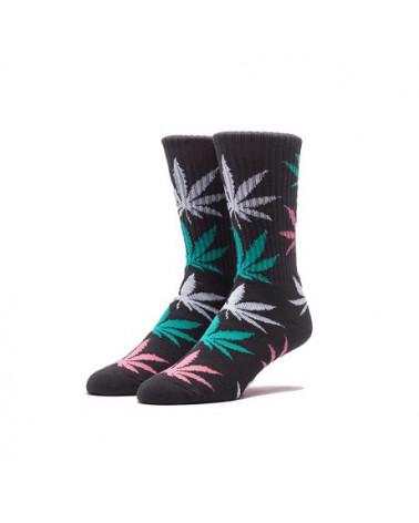 HUF - Plant Life Crew Sock - Charcoal