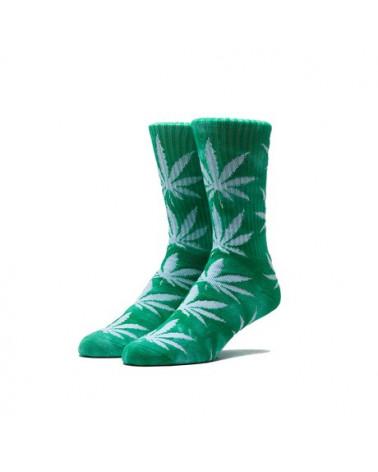 HUF - Tie Dye Plant Life Sock - Green