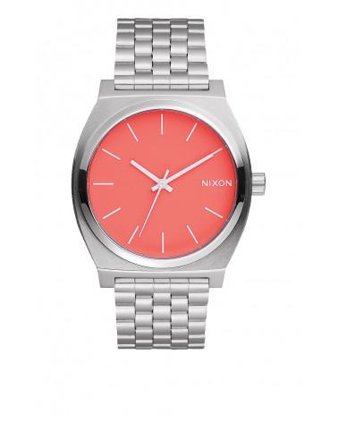 Nixon Time Teller - Bright Coral