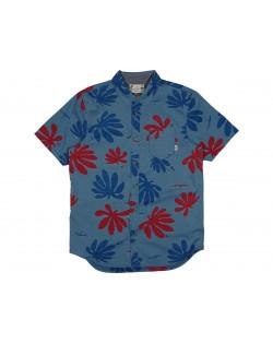 Vans - Shirt JT Montauk - Blue Ashes Mont