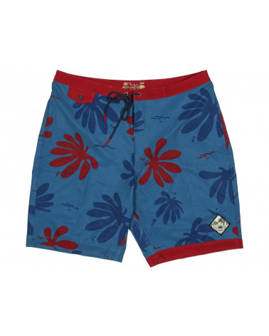 Vans Boardshort - JT Trimline Boards - Blue Ahes Mont