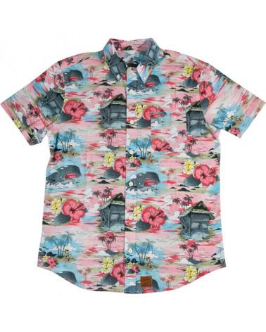 Neff X Disney - Camicia Pleasure Island