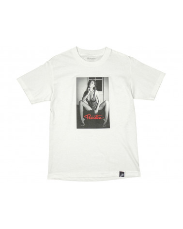 Primitive Apparel - T-shirt Fading - White