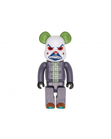 Medicom Toy - Bearbrick 400% - The Joker Bank Robber