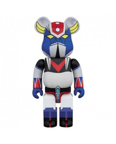 Medicom Toy - Bearbrick 400% - Grendizer