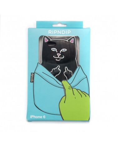RIPNDIP - Lord Nermal iPhone Case - Black