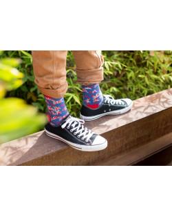 Happy Socks - Aloha Sock - Blu