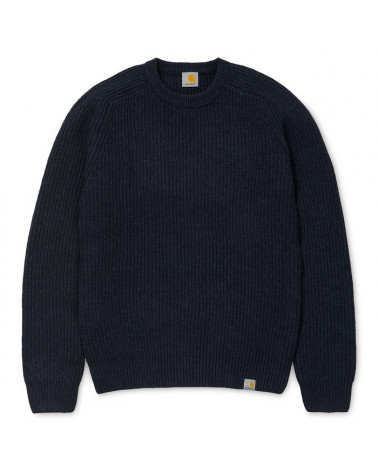 Carharrt - Rib Sweater - Dark Navy Heather