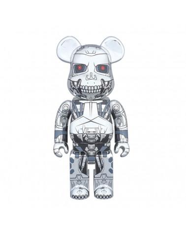 Medicom Toy - Bearbrick 400% - Terminator Genisys T-800