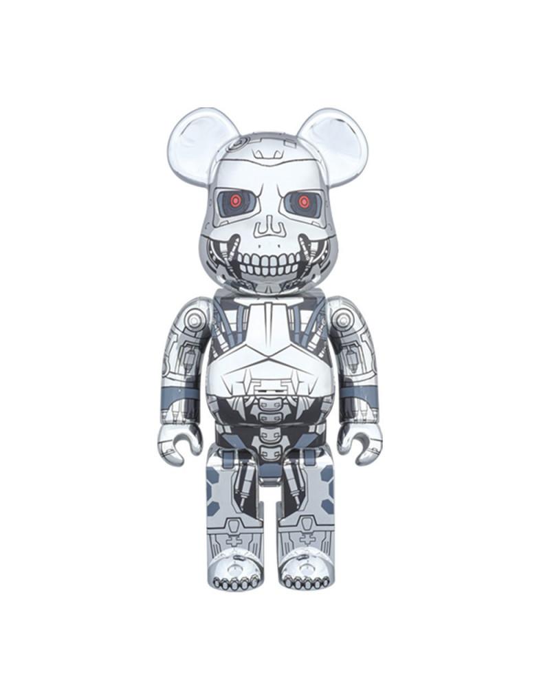 medicom toy bearbrick 400 terminator genisys t 800