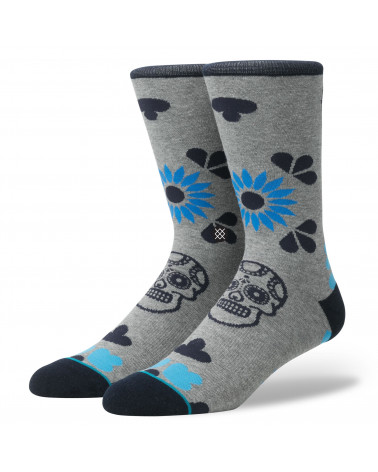 Stance - Dia Blue - Grey