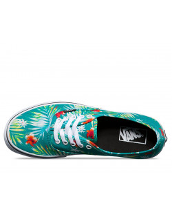 Vans - Authentic Decay Palms - Baltic/True White