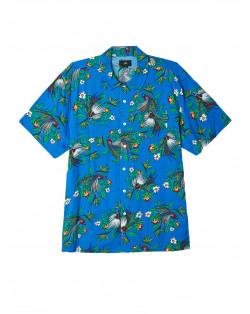 Obey - Paradise Shirt - Blue Multi