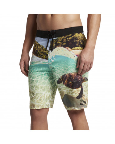 Hurley Boardshorts - Phantom Clark Little Honu - Multi