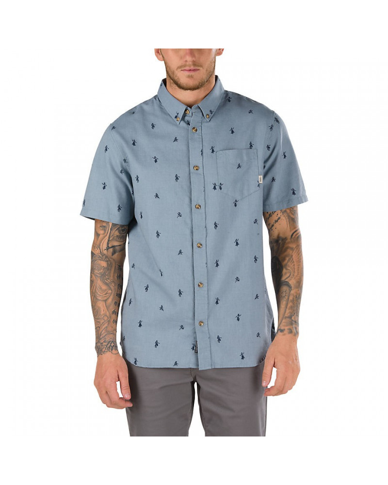 Vans - Shirt Housers - Blue Mirage